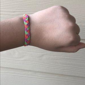 Jewelry - A homemade friendship bracelet